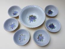 Stary Istanbul porcelanowy zespół Komposto Beg_1760 235272369 tanie tanio