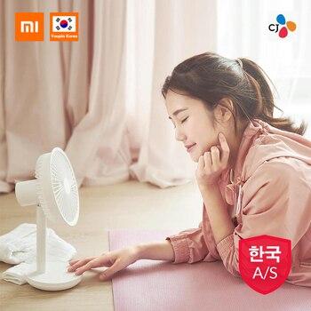 Xiaomi Mijia solove ventilateurs F5 4000mAh batterie rotation automatique grande capacité batterie mini ventilateur pour bureau livraison gratuite