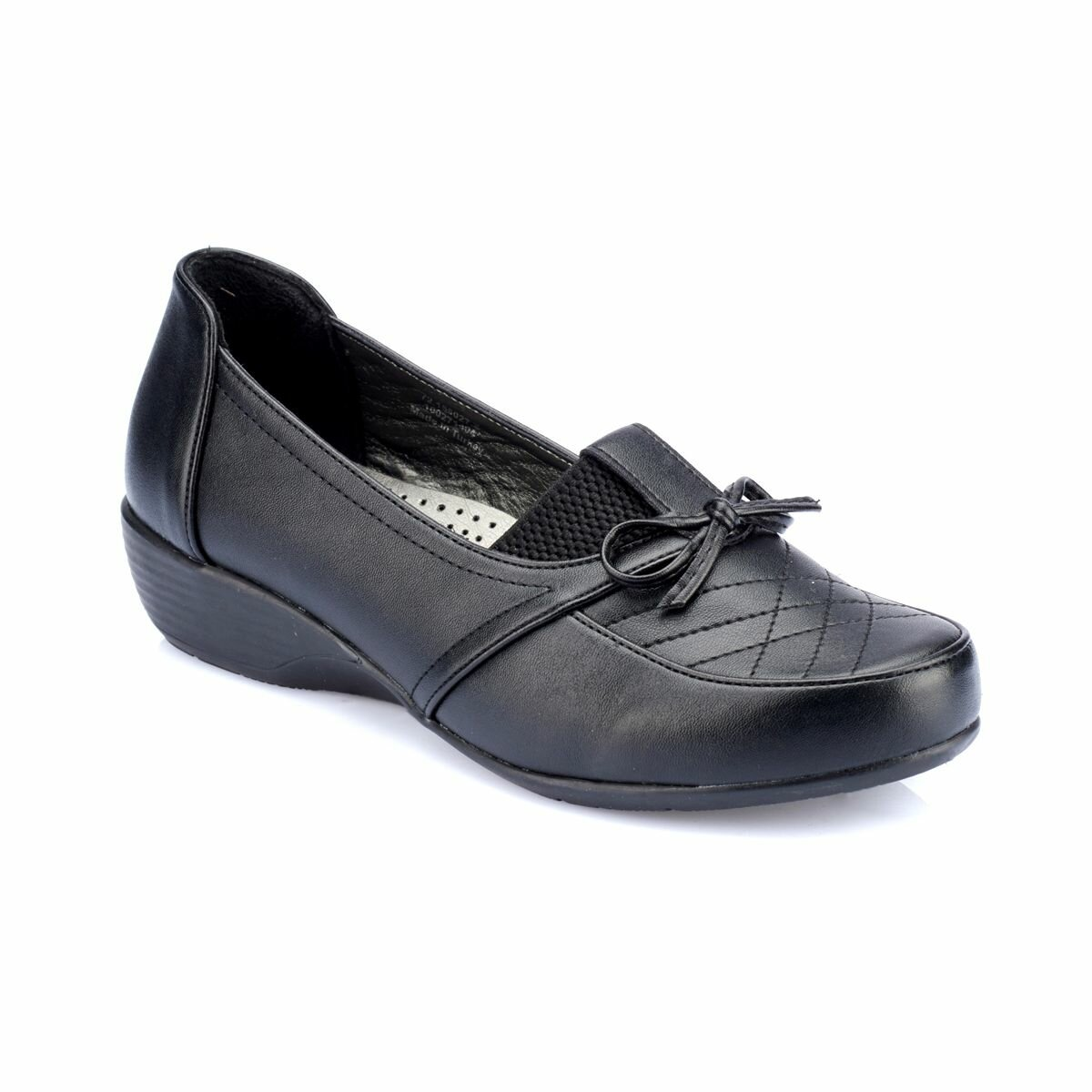 FLO 82.158027.Z Black Women Shoes Polaris