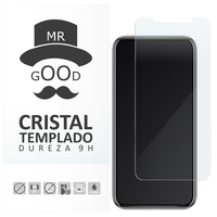 Xiaomi Mi 8 Cristal Templado, Protector De Pantalla, Vidrio Templado Con [Adhesivo En Todo El Cristal] [9H Dureza]
