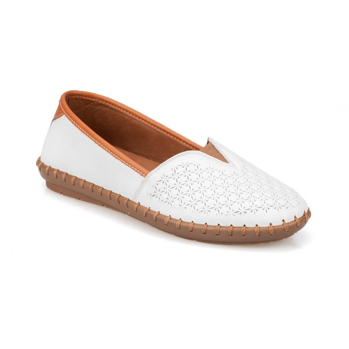 FLO 91.100777.Z White Women 'S Shoes Polaris