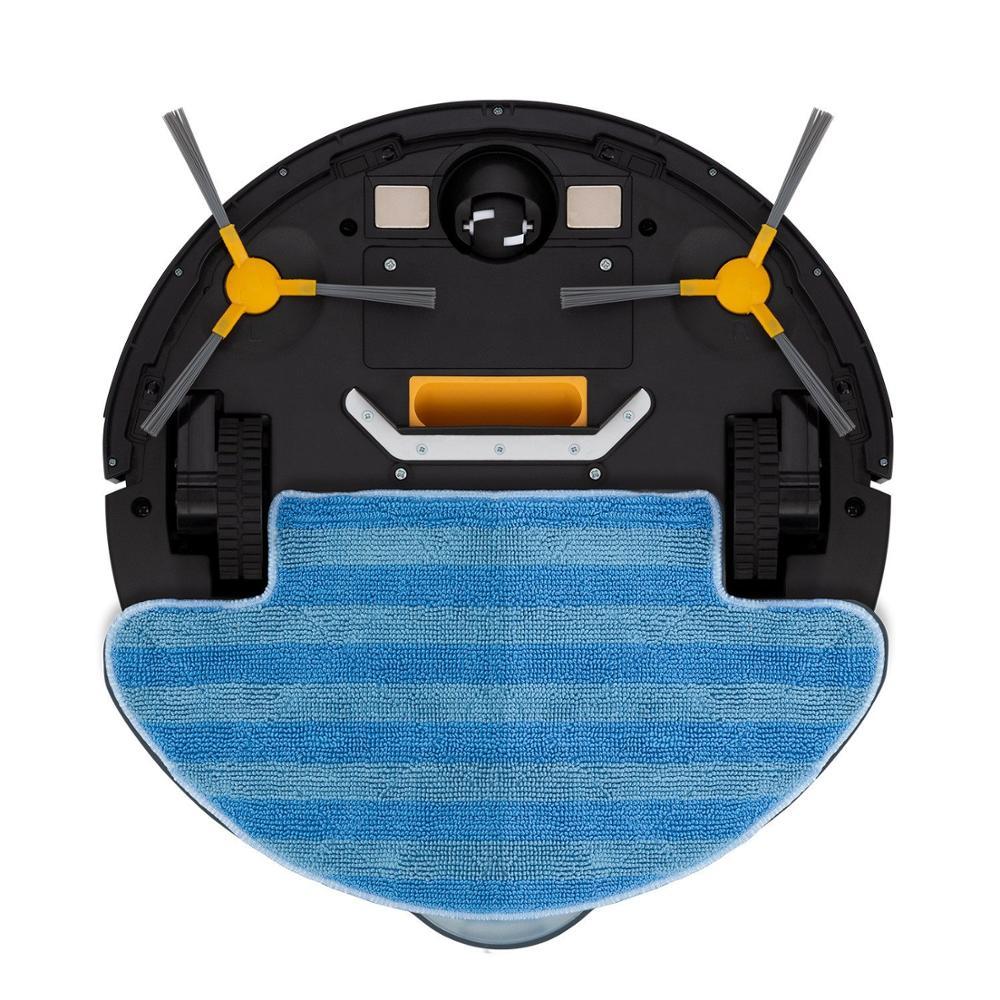 Roboter staubsauger Smart Reiniger, vakuum, sweep, peeling und pass die mopp NETBOT S12 IKOHS 1200Pa Drahtlose Fernbedienung Smart
