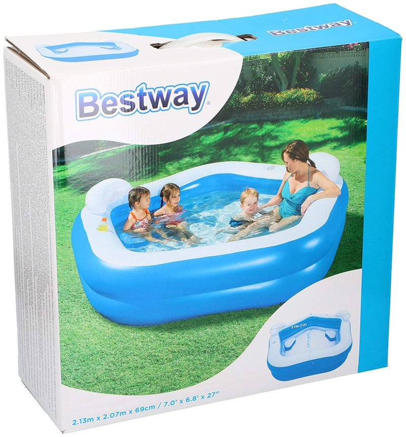 Bestway-Family Pool Fun-54153-05