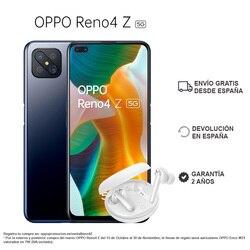 OPPO Reno 4 Z 5G 8 ГБ/128 ГБ, смартфон, двойная фронтальная камера, экран 6,57 дюйма, Процессор MTK MT6873V, 4000 мАч, OS Color 7,2