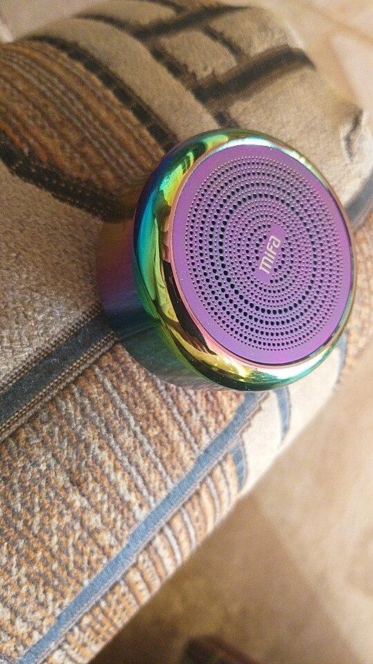 Mifa i8 Portable Bluetooth Speaker Built inMicrophone Aluminium Alloy Body Mini Speaker Wireless Bluetooth 4.2 Mp3 Music Player|Portable Speakers|   - AliExpress
