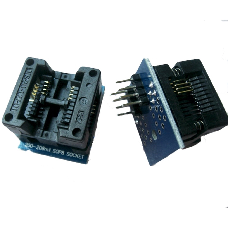 цена на Programmer socket Sop8 to Dip8-200MIL