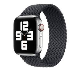 New Nylon Elastic Strap for Apple Watch 6 Se Band for IWatch Serie 5 4 3 Belt Bracelet Braided Solo Loop for Apple Watch Band