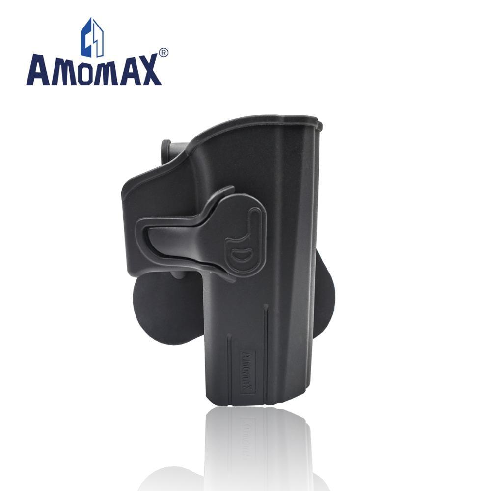 Serve para cz Amomax Coldre Tático Rígido Shadow 2 Asg Airsoft