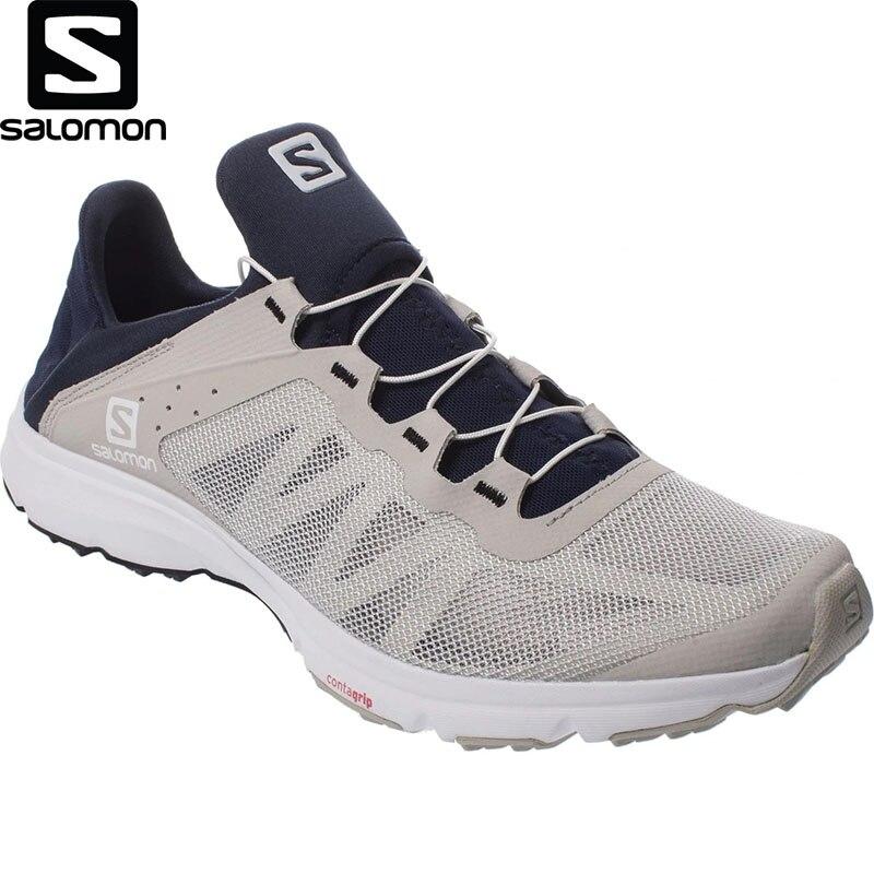 Salomon-Zapatillas Deportivas De Alta Calidad Para Hombre, Calzado Deportivo Masculino De Marca Original, Para Correr Y Caminar, Anfib Bold, 406817