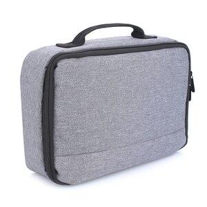 Image 4 - Универсальная переносная сумка для проектора, водонепроницаемая Пыленепроницаемая переносная коробка для хранения из ткани Оксфорд, аксессуары для проектора