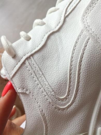 Tênis de corrida Sneakers Mulheres Plataforma