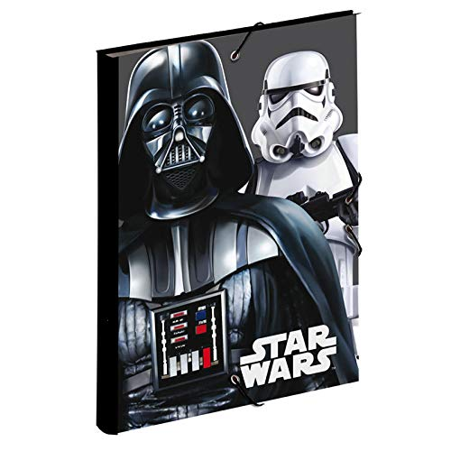 Folder Gums Star Wars Lord Black