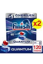Acabamento quantum powerball máquina de lavar louça detergente final clean & shine-pastilhas de lavar louça-guias de prato 120 guias