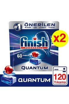 Wykończenie Quantum Powerball zmywarka Detergent Ultimate Clean amp Shine-tabletki do zmywania naczyń-Tabs 120 Tabs tanie i dobre opinie NAZAR TR (pochodzenie)