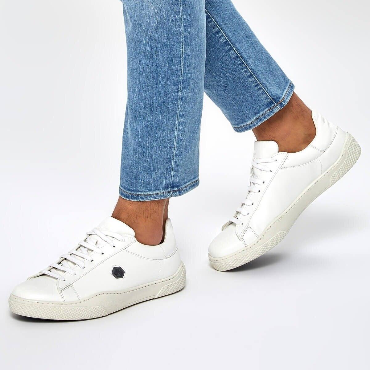 FLO BIVOR 9PR White Men 'S Sneaker Shoes LUMBERJACK