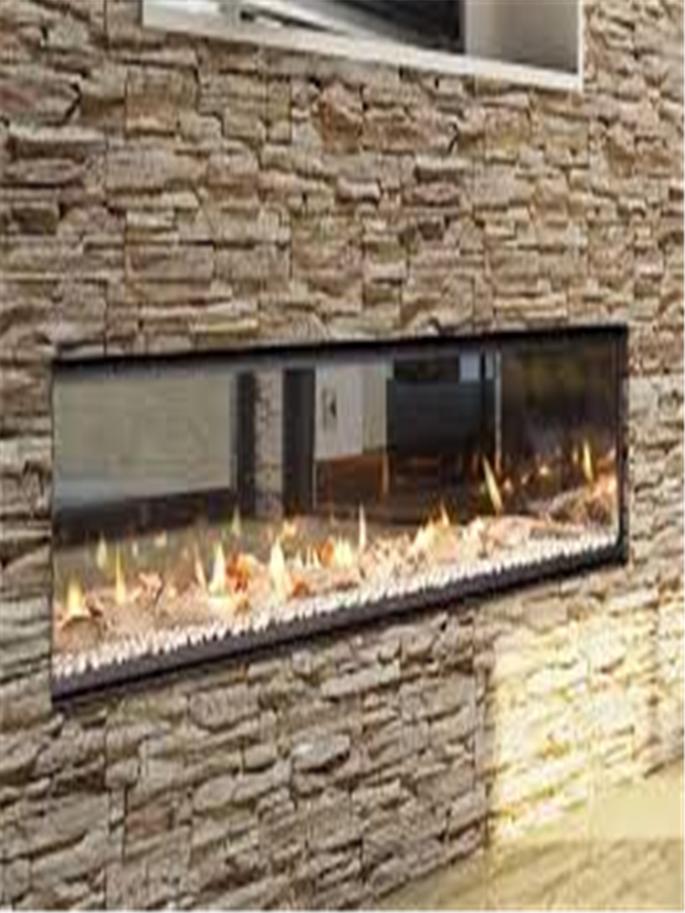 72  Inch Real Fire KNX Alexa Google Home Bioetanol Chimenea With Intelligent Smart Automatic Function