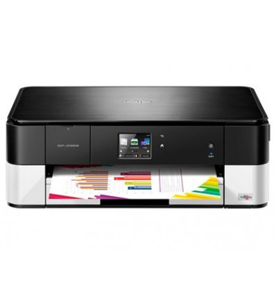 EQUIPMENT MULTIFUNCTION BROTHER DCP-J4120DW LASER COLOR 20 PPMMONO 18 PPM COLOR COPIER SCANNER PRINTER TRAY 150H