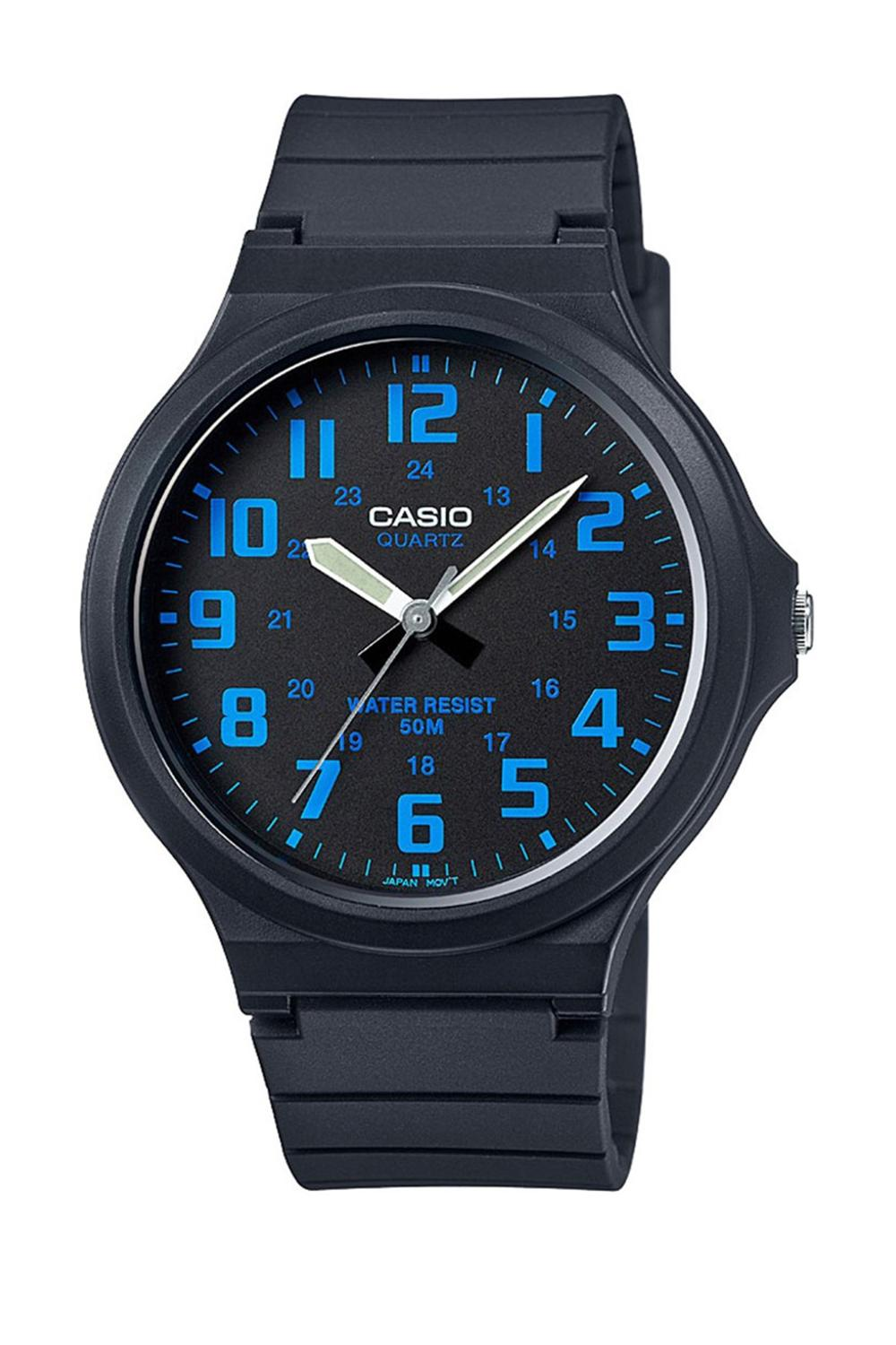 Casio Men's  Quartz Casual Watch  %100 Original Luxury Set 50m. Waterproof  Fasion Men Watch 'Easy To Read' MW240