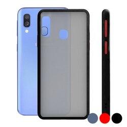 Pokrowiec na telefon Samsung Galaxy A40 KSIX Duo miękki