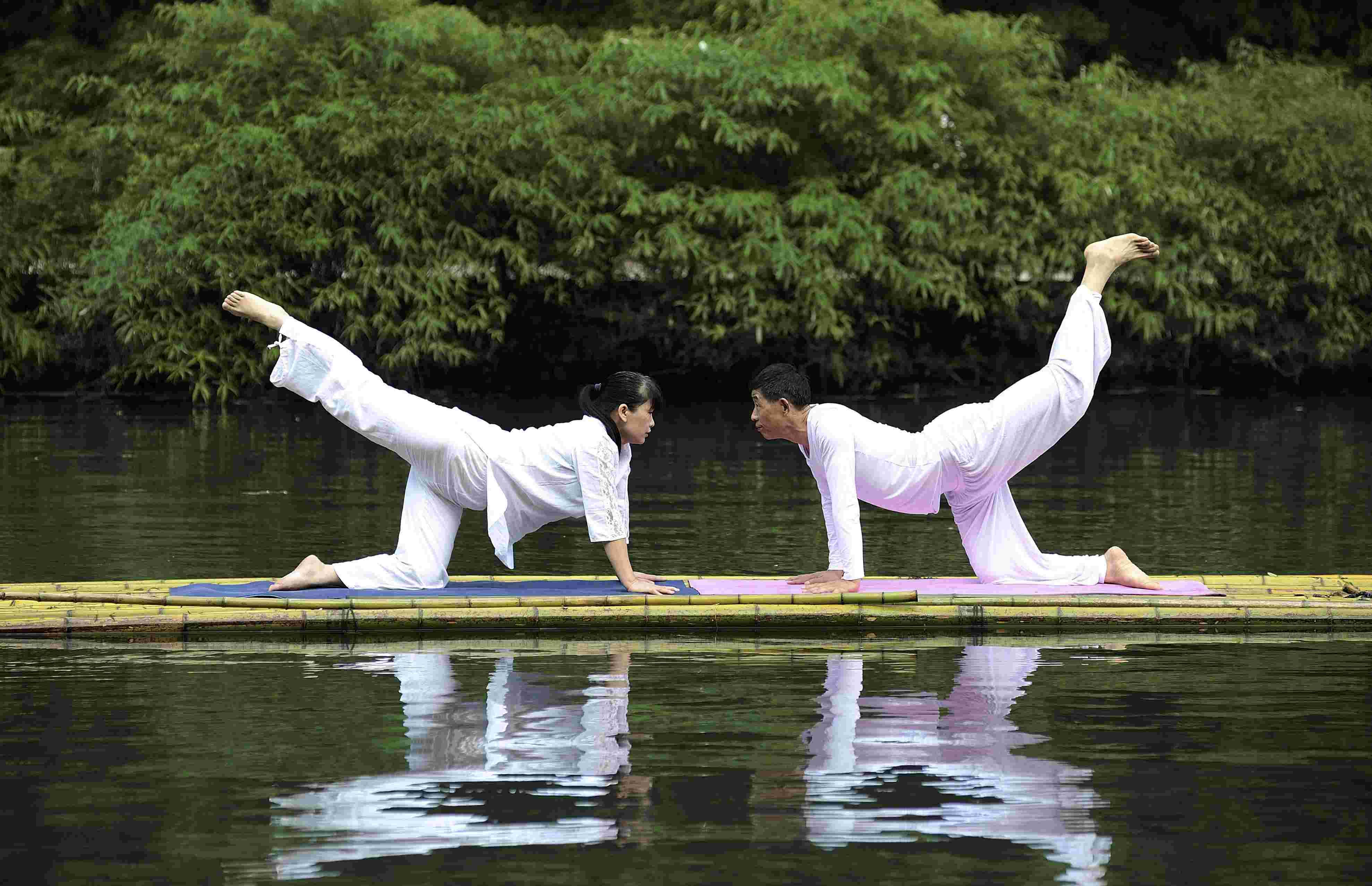 能够起到增高效果的瑜伽八大动作-养生法典