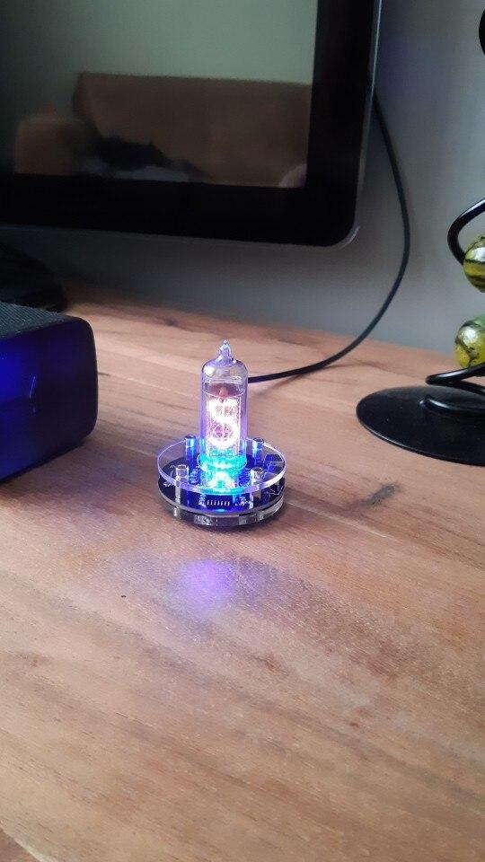 Baterias Integrado Brilho Relógio