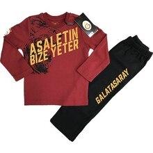 Galatasaray Tracksuit Children Fan Team