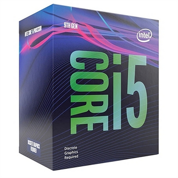 Processor <font><b>Intel</b></font> Core™ <font><b>i5</b></font>-<font><b>9400F</b></font> 4.10 GHz 9 MB image