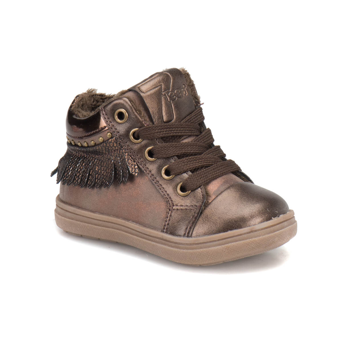FLO 174-099 Brown Female Child Classic Boots Balloon-s