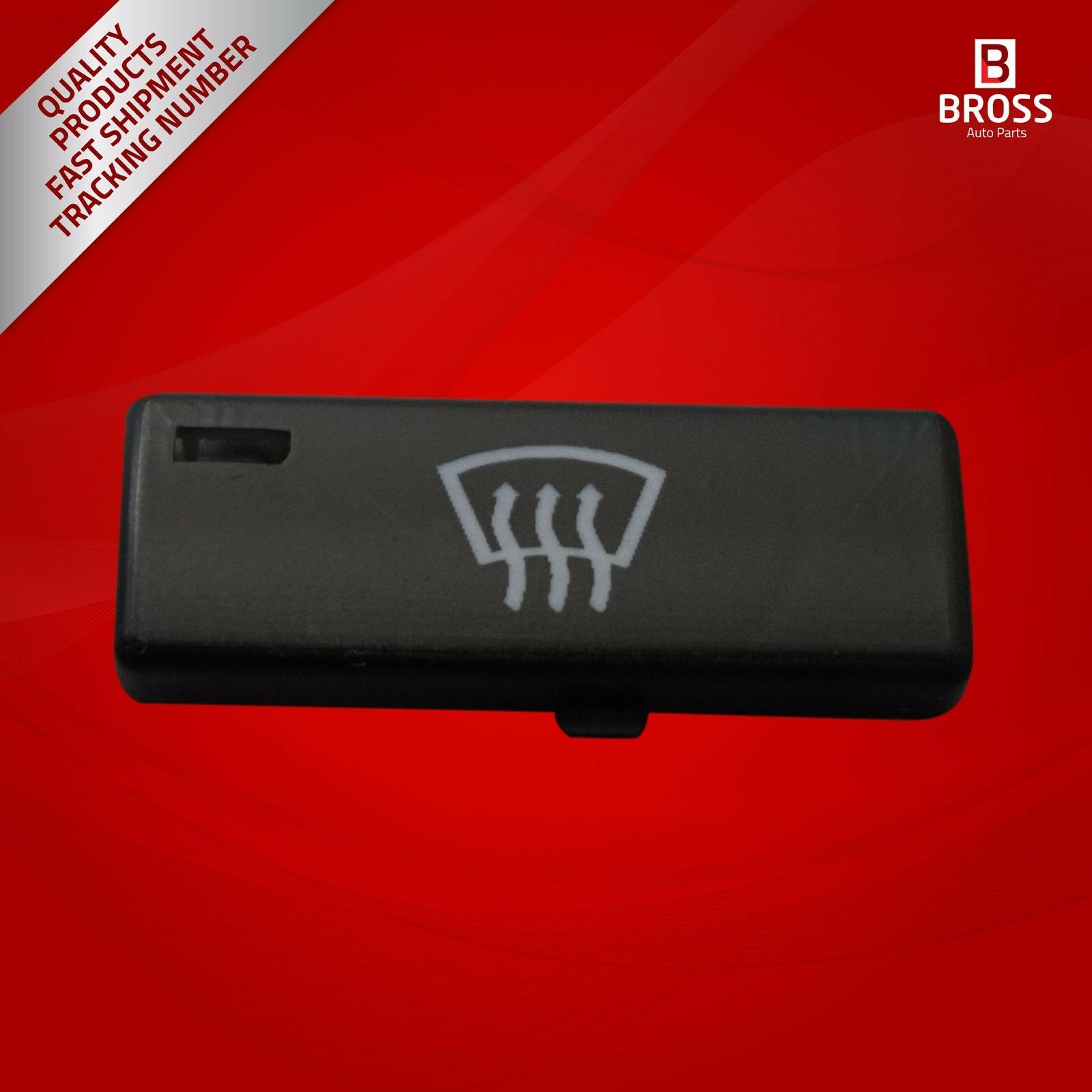 BDP88-7 1 Piece Heater Climate Control Air Conditioning Switch Button Cover #7 For 5 Series X5 E53 2000- 2007 E39 1995-2003
