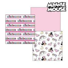 Муслиновая лента Минни Маус 75381 розовый(комплект из 3 предметов