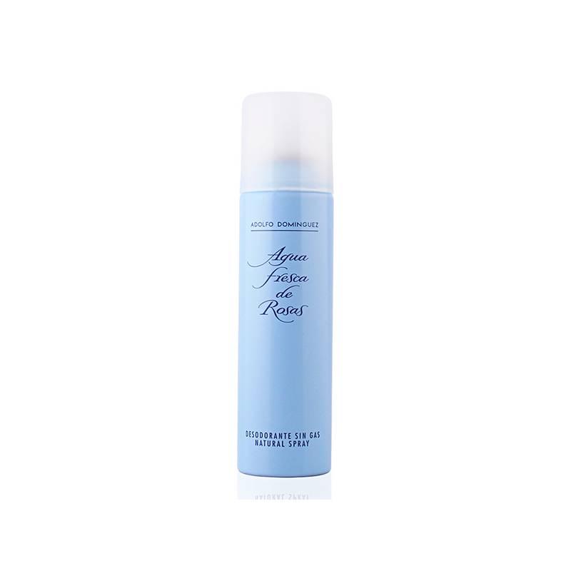 Deodorant Spray Fresh Water Roses Adolfo Dominguez (150 Ml)