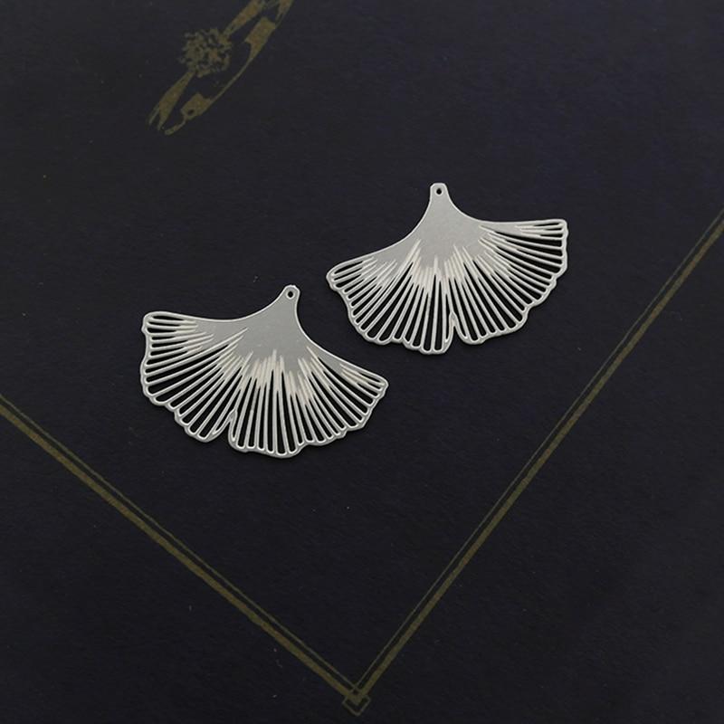 10pcs Charm Metal Filigree Angel Wings Connector Chandelier Earring Finding DIY