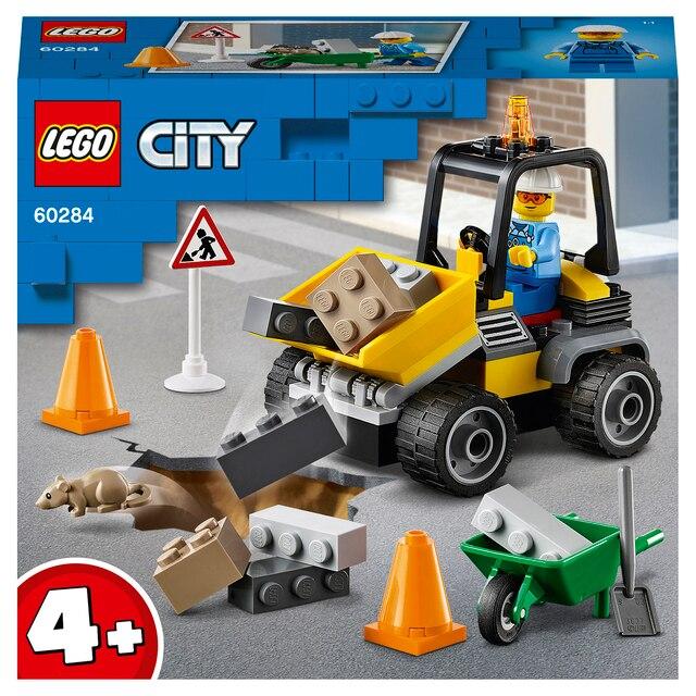 Конструктор LEGO City Great Vehicles Автомобиль для дорожных работ