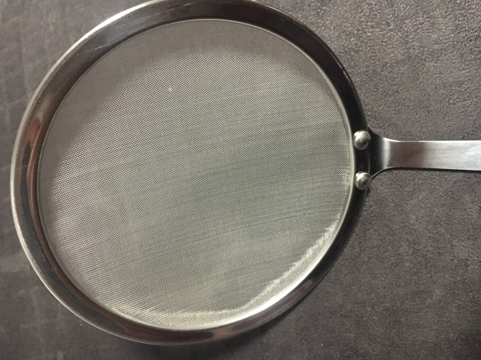 Circle Kitchen Stainless Steel Colander photo review