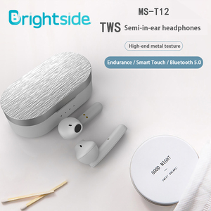 Image 2 - Brightside auriculares inalámbricos con Bluetooth, dispositivo deportivo con dos toques de Control y cancelación de ruido para videojuegos