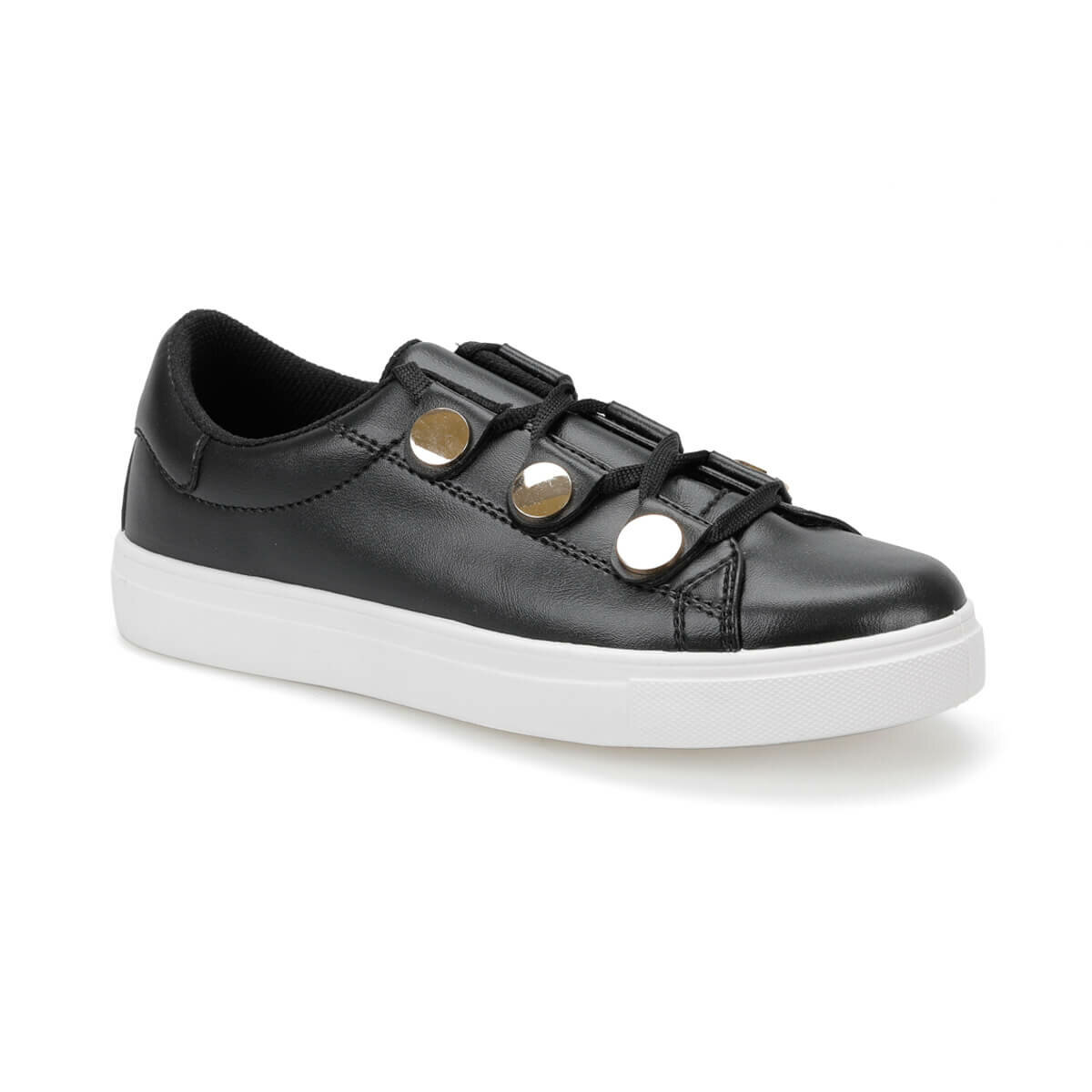 FLO CS19048 Black Women 'S Sneaker Shoes Art Bella