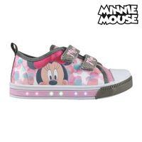 Zapatillas Casual Con LED Minnie Mouse 72926      -