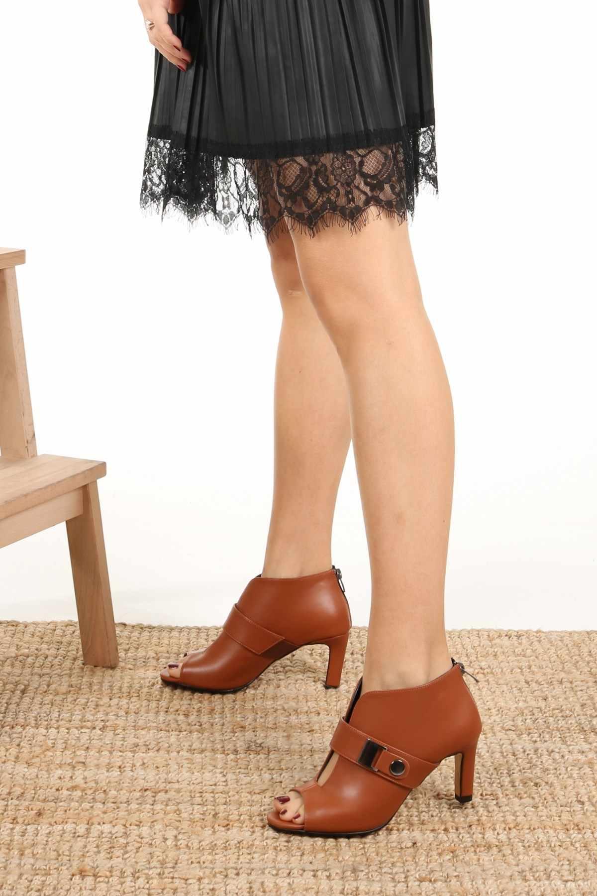 """Diaz Đen và Tân Ngắn Gót Bootie Đế Nữ Giày Nữ Zapato de Mujer """"Tacon Giày Nữ Gót Nhọn Nông Máy Bơm"""