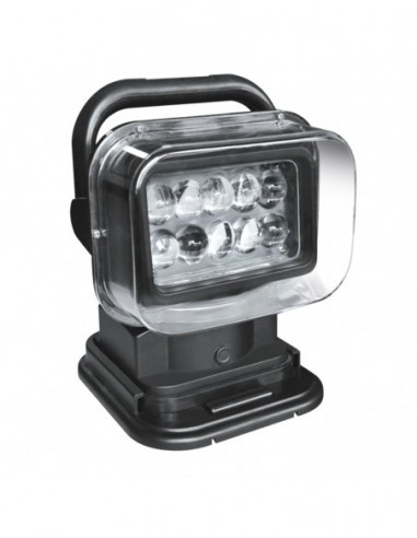 JBM 53047 WORK LAMP DIMMABLE 10 LEDS 50W 12V CONCENTRATED LIGHT