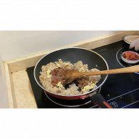 牛肉泡菜炒饭的做法图解10