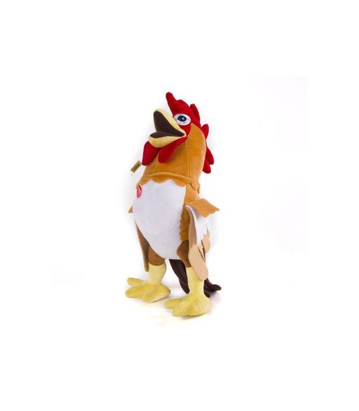 Bartolito Rooster Musical Plush Dx Toy Store Articles Created Handbook