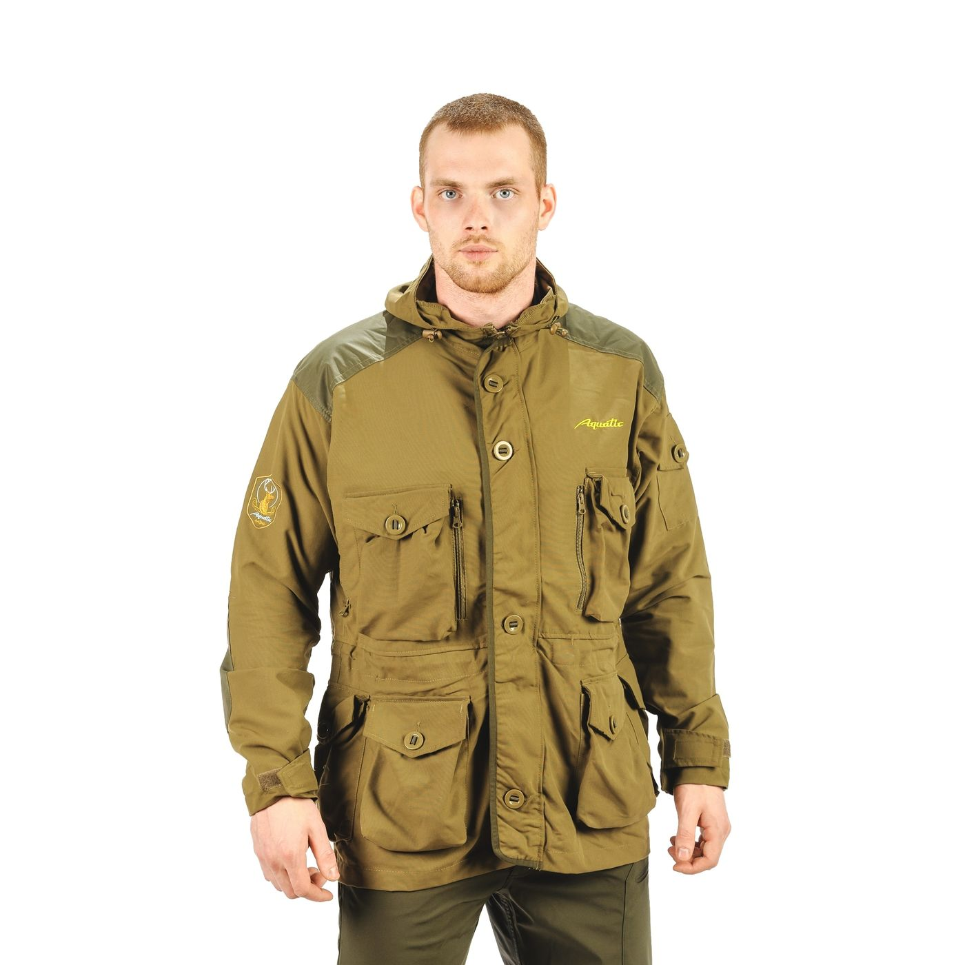Hunter Jacket Aquatic Ko-01 Ko-01 M