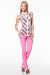 Women's Finn flare jeans