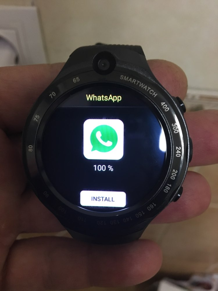 LOKMAT Lok02 4G Smart watch Men Android 7.1 MTK6739 1GB+16GB 400*400 AMOLED Screen 5MP+5MP Dual camera GPS Smartwatch For ios|Smart Watches| |  - AliExpress