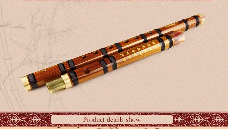 bambu chave com linha preta instrumentos musicais