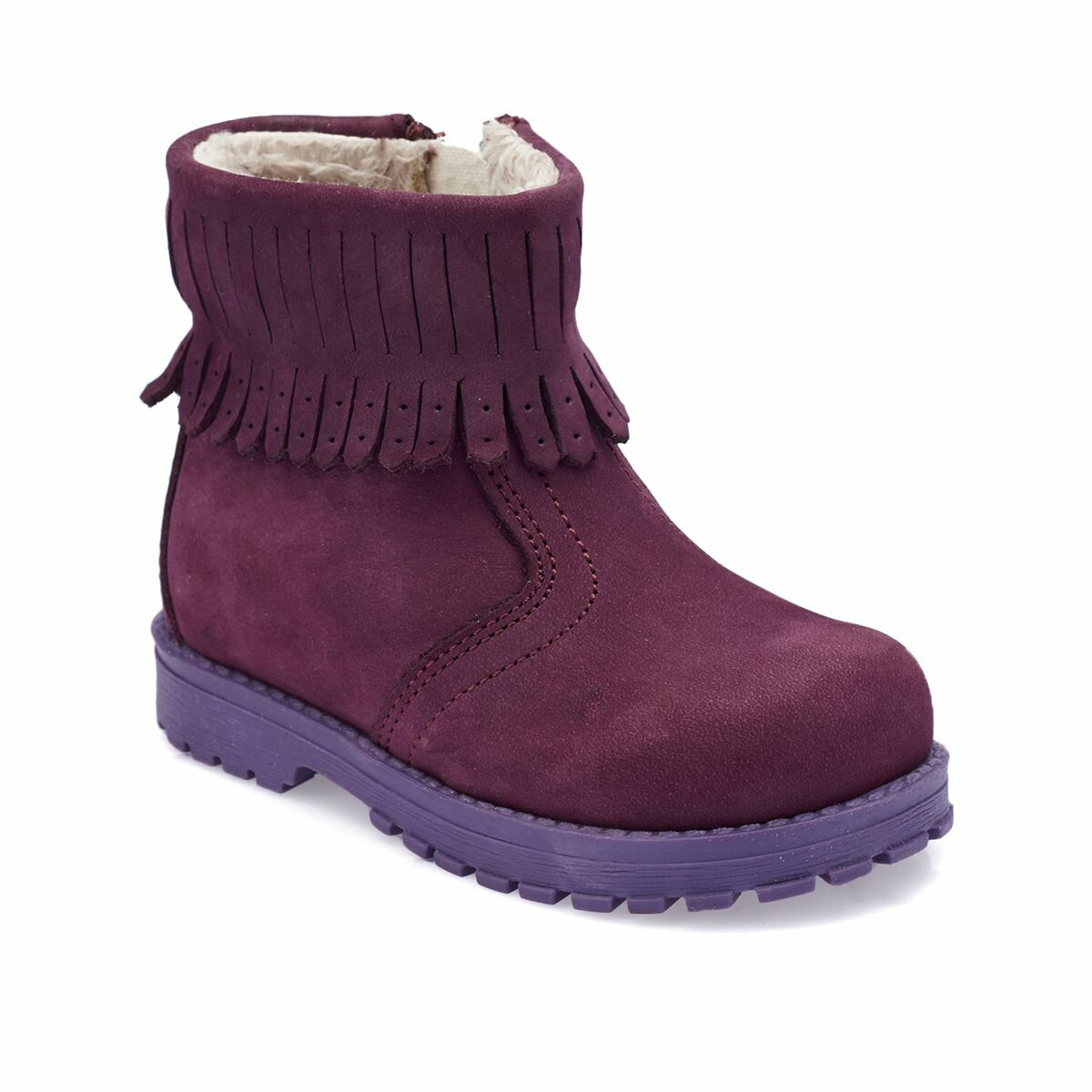 FLO 82.510776.B Purple Female Child Boots Polaris