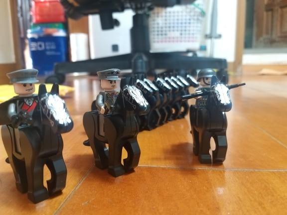 -- Meninos Oficial Soldado