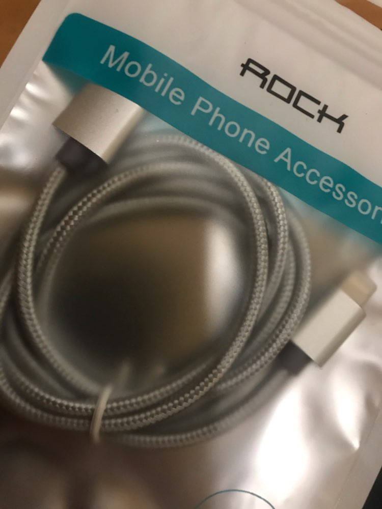 ROCK USB Cable For iPhone 11 Max Pro XR Xs X 7 8 Plus 6 6S 5 USB Charging Data Sync Cable For iPad iOS Mobile Phone Charger Cord|Mobile Phone Cables| |  - AliExpress