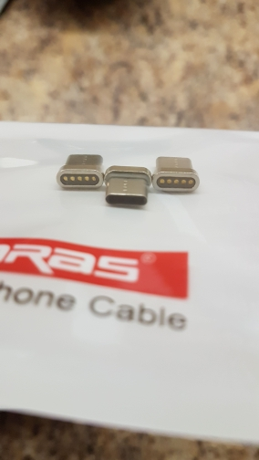 GARAS Magnetic Cable Micro USB/Type C Charger Adapter Plug Magnet Fast Charging Mobile Phone Cables 2m magnet cable phone cablemobile phone cables - AliExpress