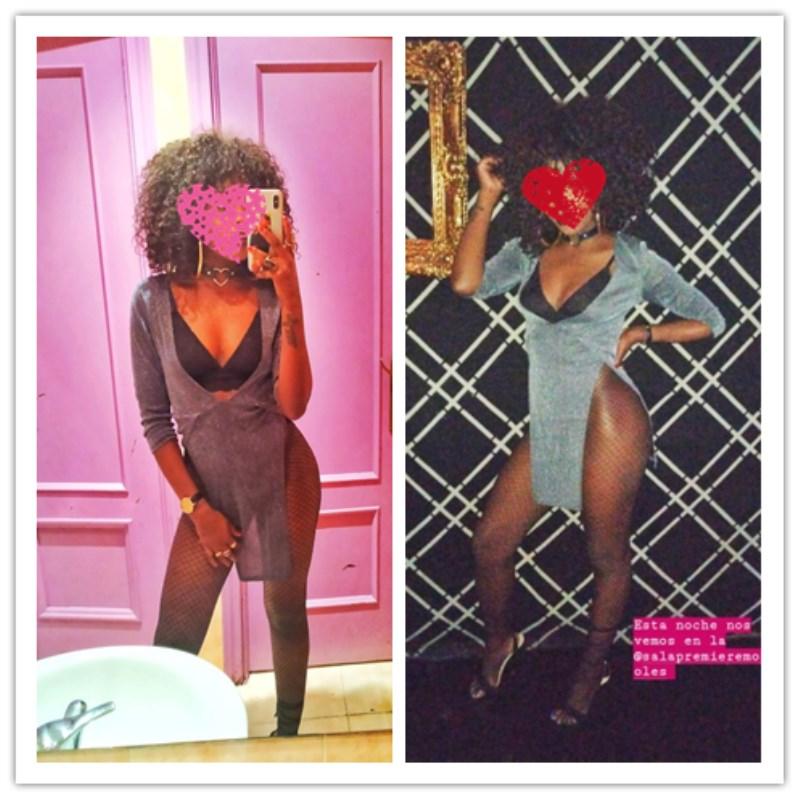 U4cd09af86d8249d49c11ac609734933aT Women Summer Hot Sale Sequin Deep V Neck Wrap Split Dress Bodycon Evening Party Clubwear Dress Size S-XL